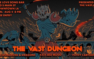 The Vast Dungeon on 8/4